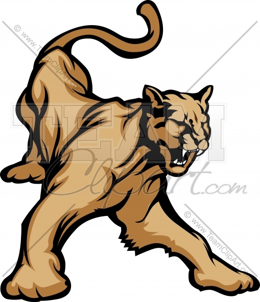 Mountain Lion clipart #20, Download drawings