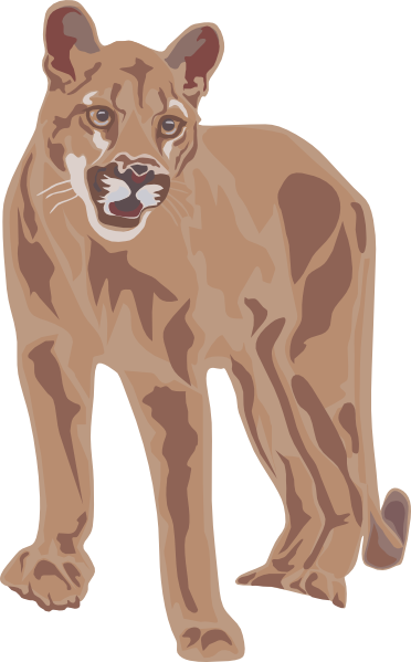 Mountain Lion clipart #15, Download drawings