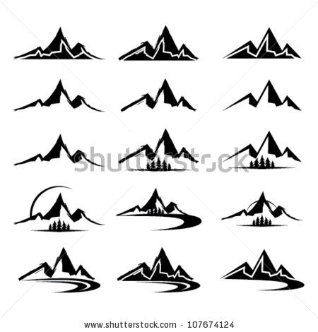 Mountain Ridge clipart #5, Download drawings