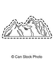 Mountain Ridge clipart #2, Download drawings