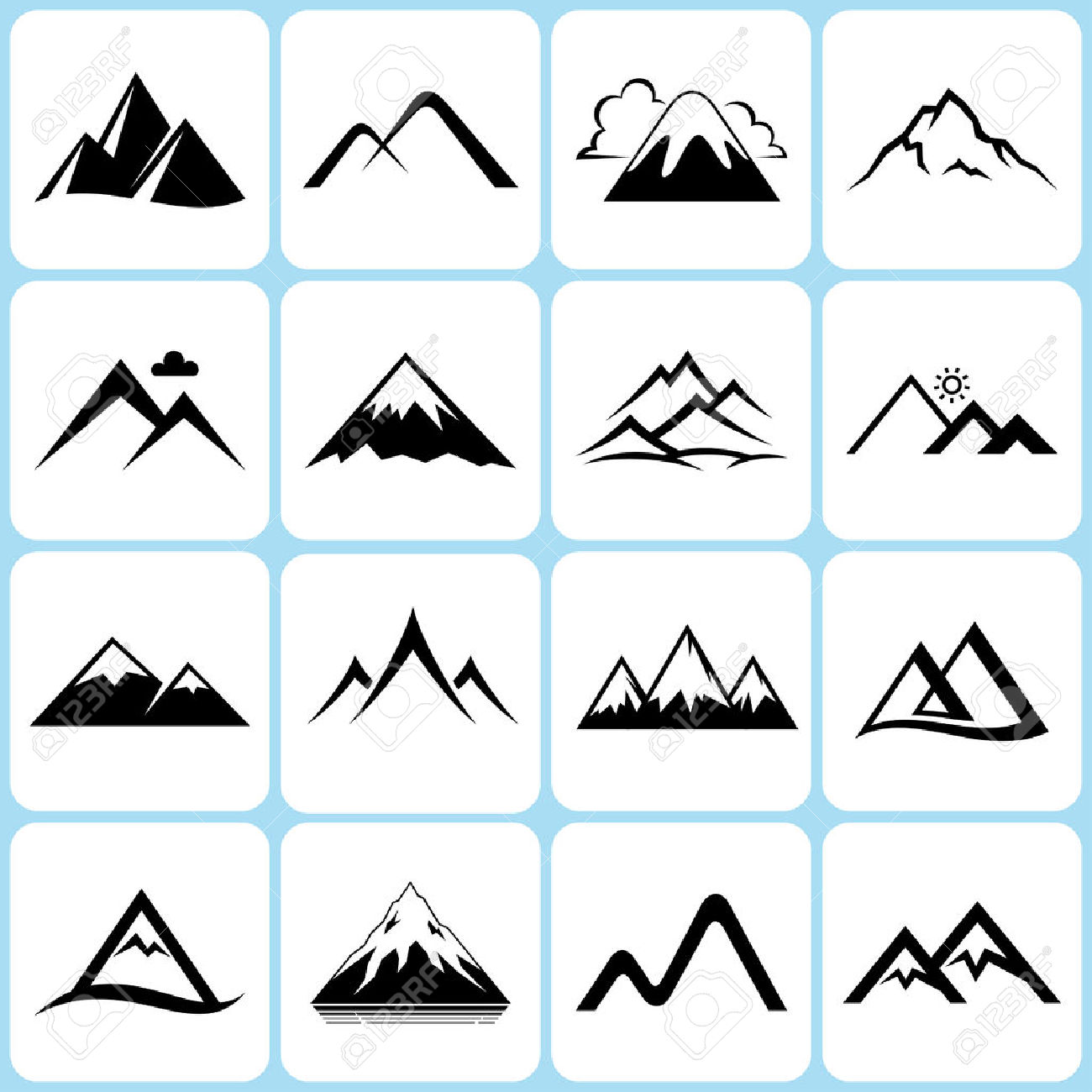 Mountain Ridge clipart #13, Download drawings