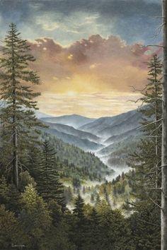 Mountain Ridge coloring #11, Download drawings
