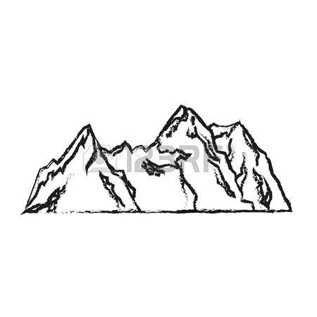 Mountain Ridge coloring #13, Download drawings