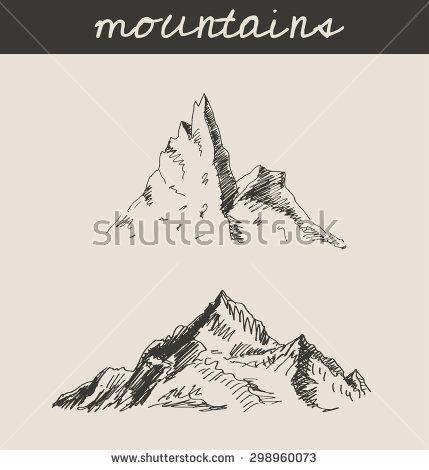 Mountain Ridge coloring #16, Download drawings