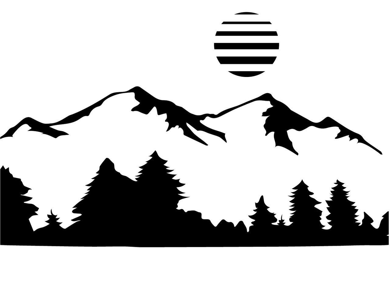 mountain svg free #217, Download drawings