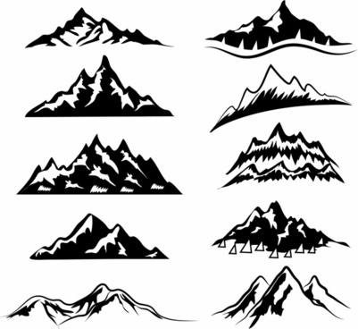 mountain svg free #218, Download drawings