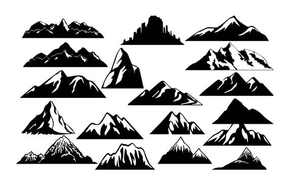 mountain svg free #204, Download drawings