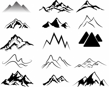 mountain svg free #221, Download drawings