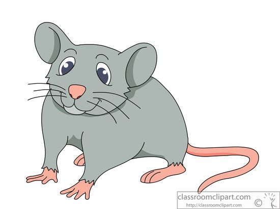 Mouse clipart #3, Download drawings