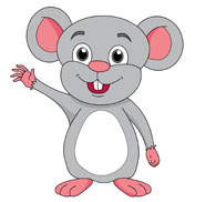 Mouse clipart #4, Download drawings