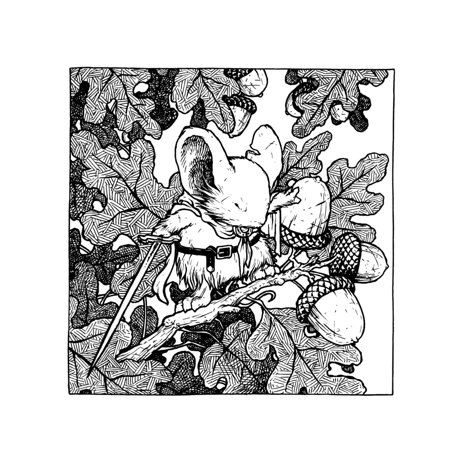 Mouse Guard: The Black Ax coloring #13, Download drawings