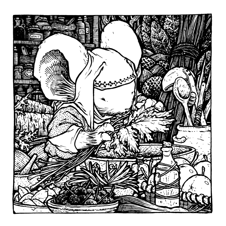 Mouse Guard: The Black Ax coloring #18, Download drawings