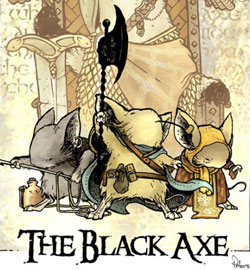 Mouse Guard: The Black Ax svg #7, Download drawings