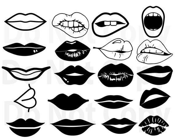 mouth svg #842, Download drawings