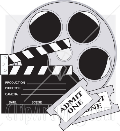Movie clipart #7, Download drawings