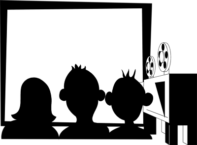 Movie clipart #5, Download drawings