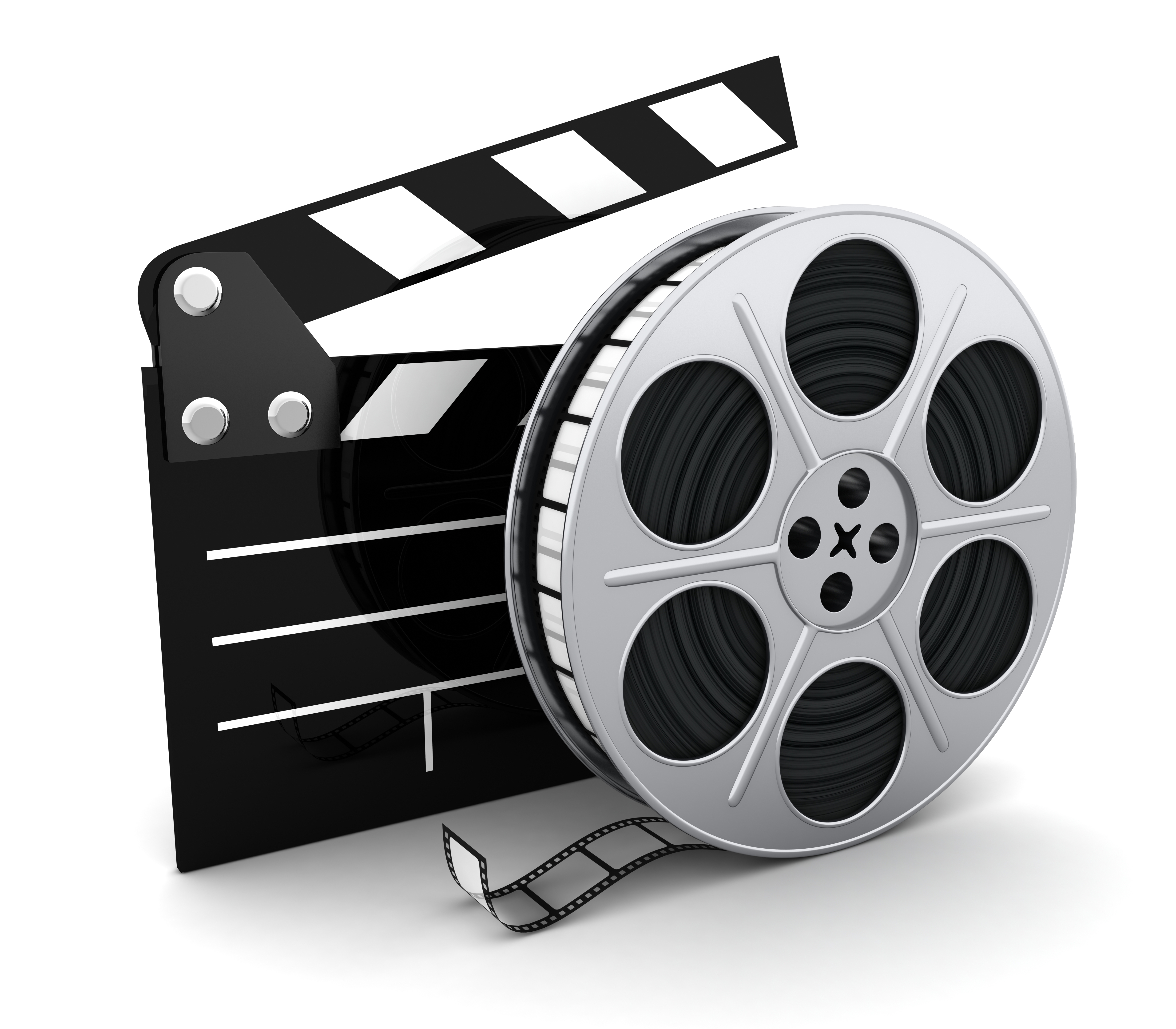 Movie clipart #2, Download drawings