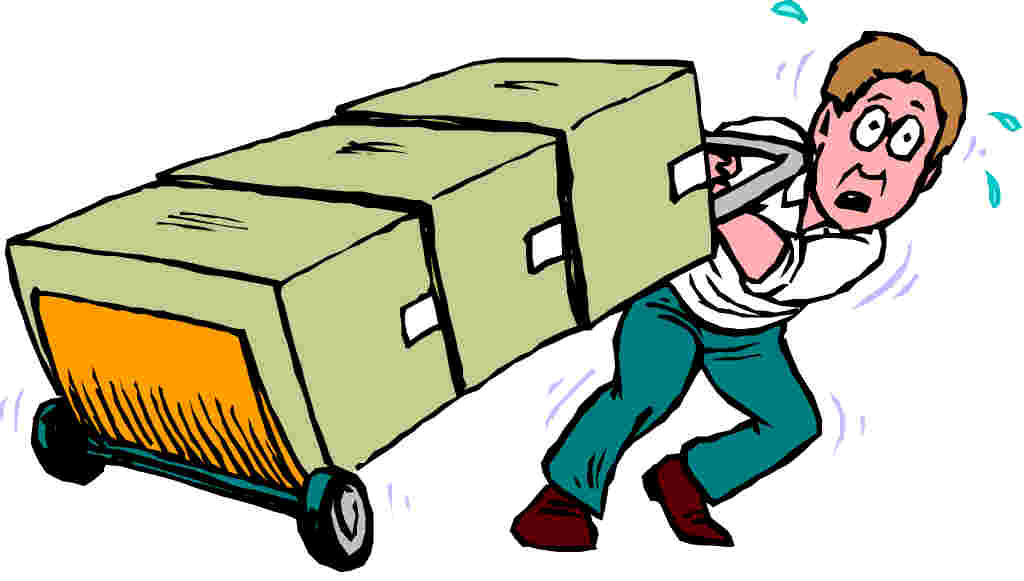 Moving clipart #3, Download drawings