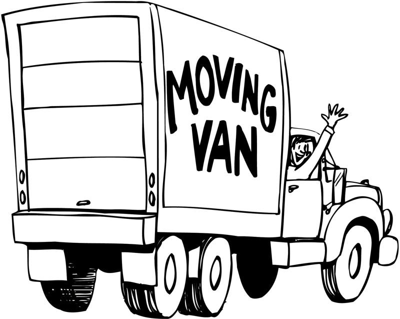Moving clipart #8, Download drawings