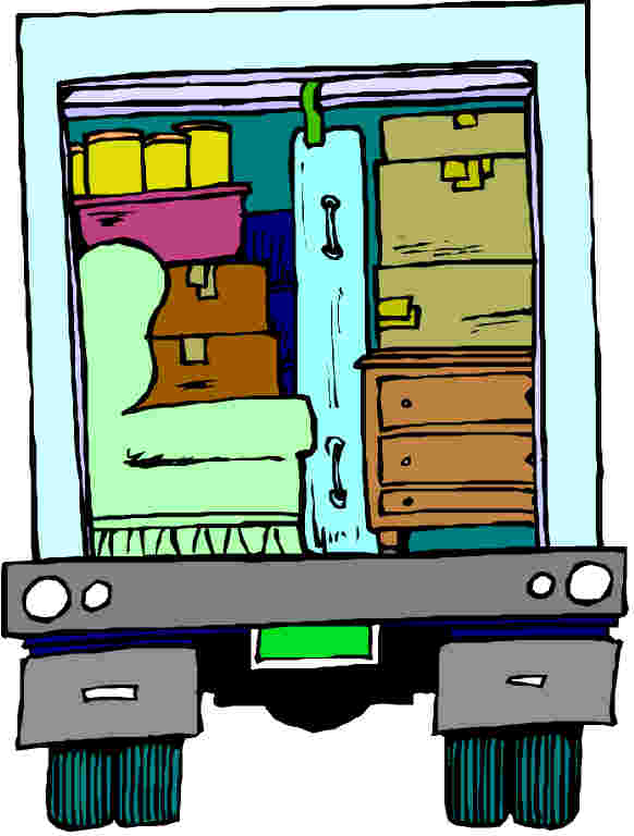 Moving clipart #6, Download drawings