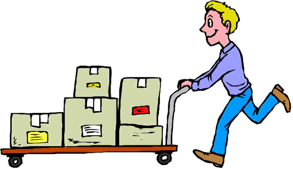 Moving clipart #5, Download drawings