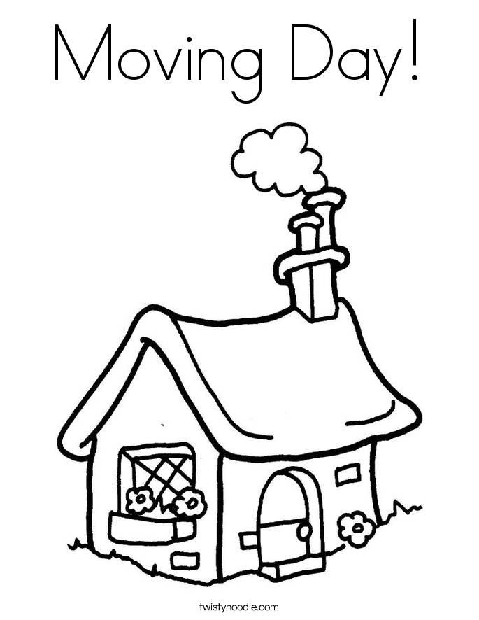 Moving coloring #19, Download drawings