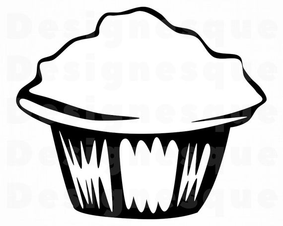 muffin svg #24, Download drawings