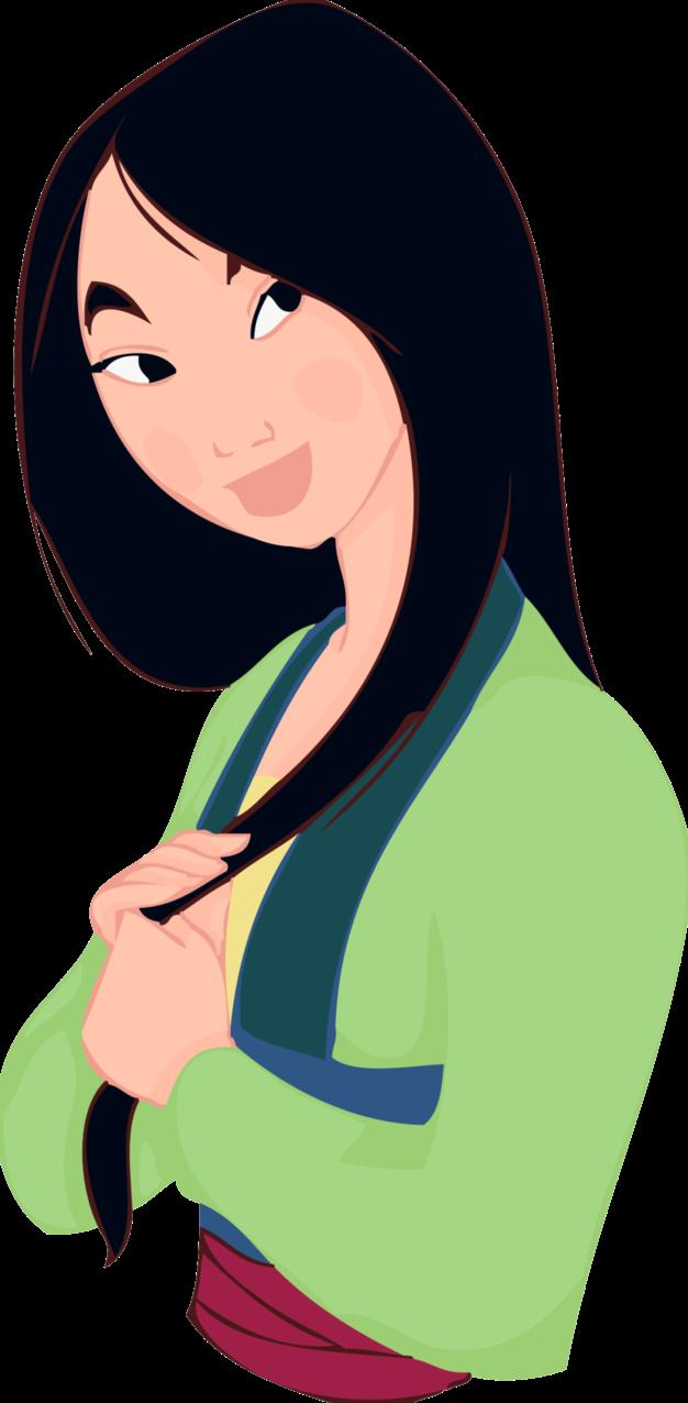 Mulan clipart #2, Download drawings