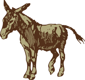 Mule clipart #2, Download drawings
