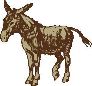 Mule clipart #2, Download drawings