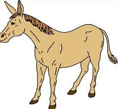 Mule clipart #18, Download drawings
