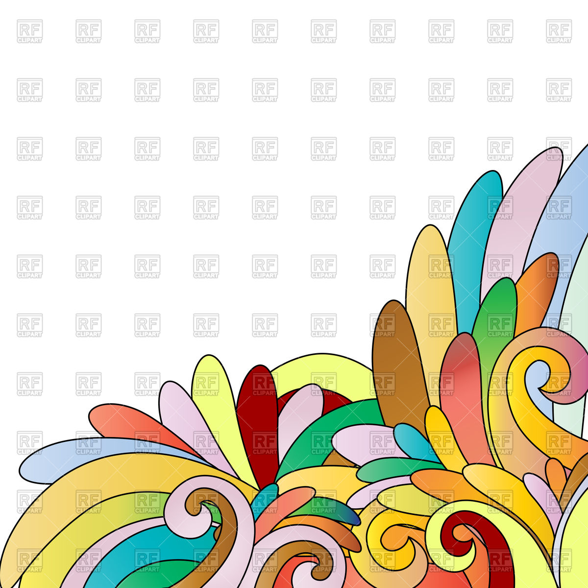 Multicouleur clipart #16, Download drawings