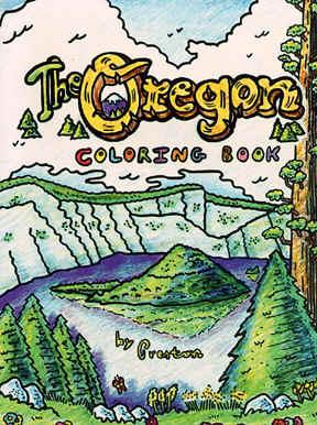 Multnomah Falls coloring #19, Download drawings