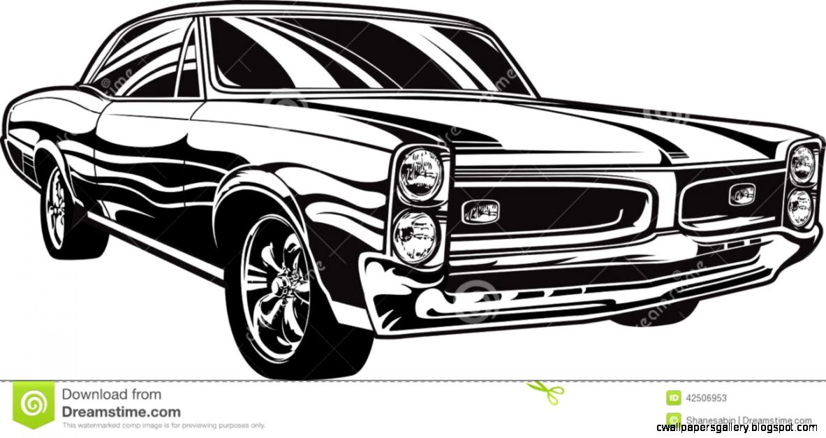 Muscle Car clipart #13, Download drawings