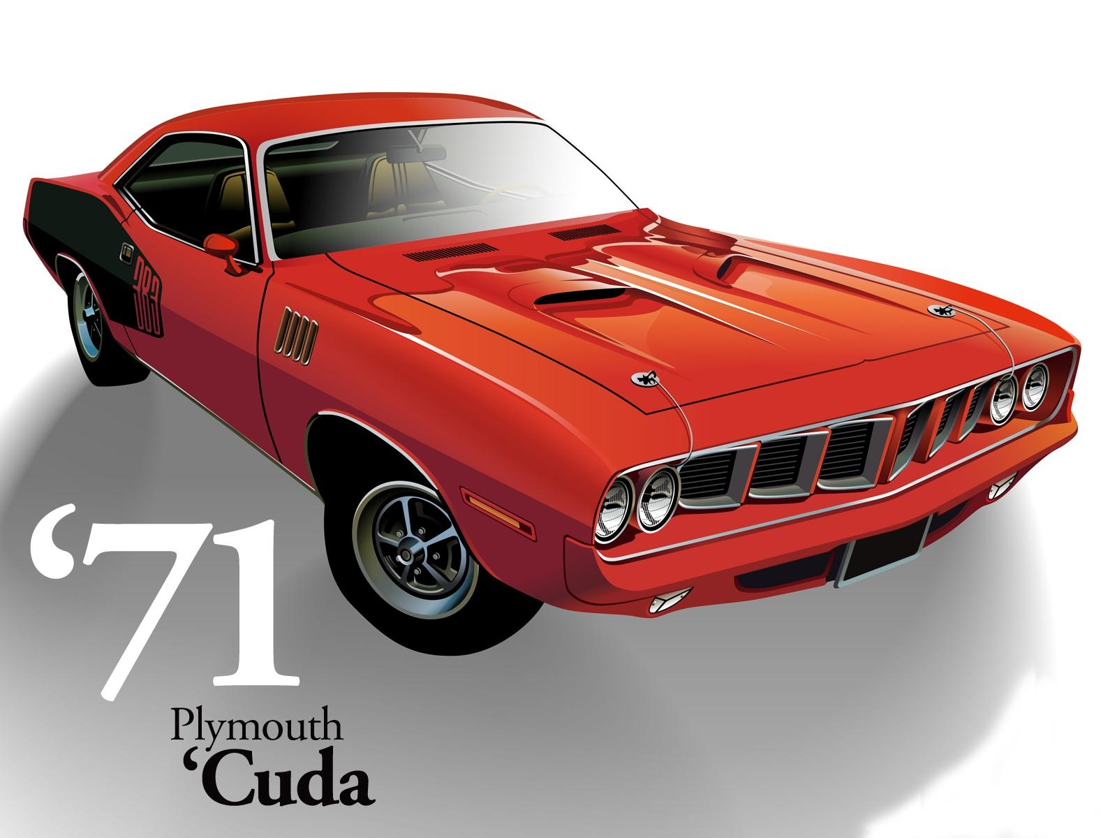 Muscle Car clipart #2, Download drawings