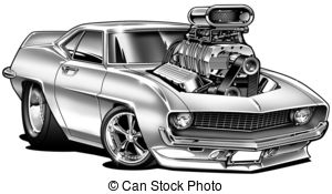 Muscle Car clipart #12, Download drawings
