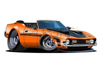 Muscle Car clipart #9, Download drawings