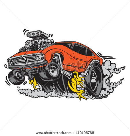 Muscle Car clipart #7, Download drawings