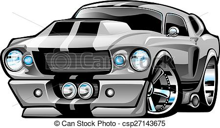 Muscle Car clipart #6, Download drawings