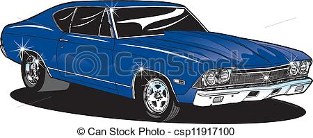 Muscle Car clipart #18, Download drawings
