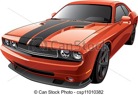 Muscle Car clipart #16, Download drawings