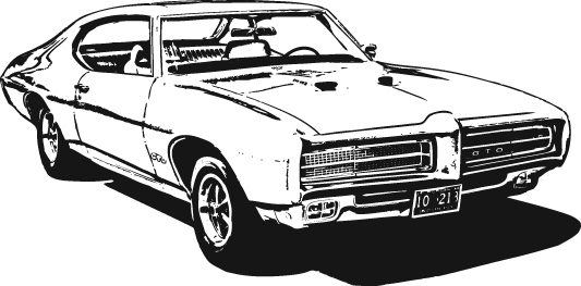 Muscle Car clipart #10, Download drawings