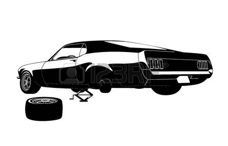 Muscle Car clipart #14, Download drawings