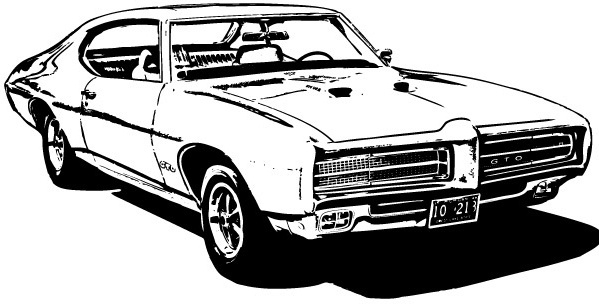 Muscle Car svg #17, Download drawings