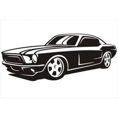 Muscle Car svg #16, Download drawings