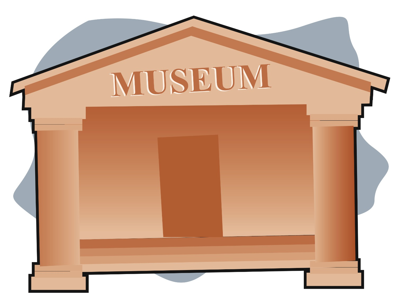 Museum clipart #11, Download drawings