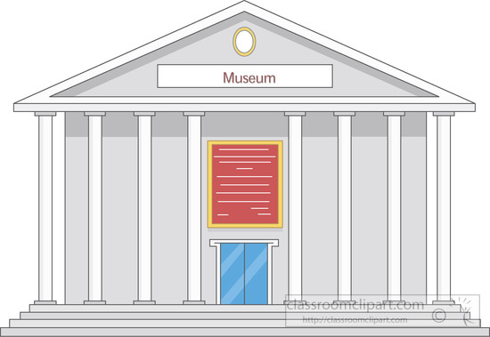 Museum clipart #16, Download drawings
