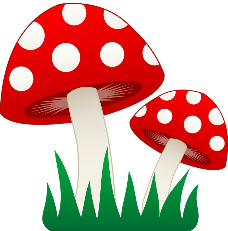 Mushroom clipart #9, Download drawings