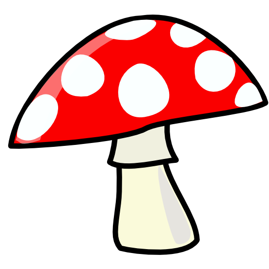 Mushroom clipart #13, Download drawings