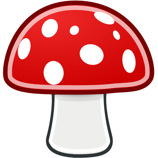 Mushroom clipart #20, Download drawings